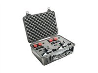 Pelican Protector Case 1520 with Pick 'N Pluck Foam
