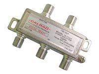 Calrad Electronics 4 Way 1GHz 130db Digital Splitter
