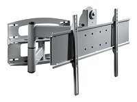 Peerless Full-Motion Plus Wall Mount With Vertical Adjustment PLAV60-UNLP-S
