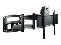 Peerless Full-Motion Plus Wall Mount With Vertical Adjustment PLAV70-UNLP