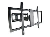 "Tripp Lite Display TV Wall Monitor Mount Swivel/Tilt 60"" to 100"" TVs / EA / Flat-Screens"