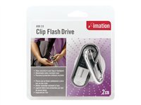 Imation Clip Flash Drive