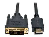 Tripp Lite 50ft HDMI to DVI-D Digital Monitor Adapter Video Converter Cable M/M 50'