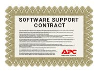 APC Extended Warranty Software Support Contract