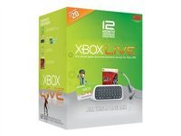 Microsoft Xbox Live 12 month Gold Starter Kit