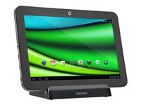 "Toshiba 10"" Tablet Standard Dock with Audio Out"