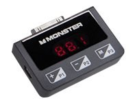 Monster iCarPlay Wireless 300 FM Transmitter for iPod and iPhone