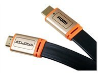 Atlona Flat High Speed HDMI Cable with Ethernet ATF14032B